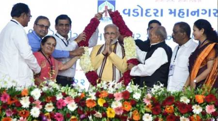 Modi in Gujarat: Will not give a single penny to those 'opposing vikas', says PM