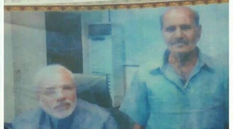 Prime Minister Narendra Modi, Modi washerman, Modi dhobi, Chand Mohammad Dhobi , Chand Mohammad Dhobi death, Godhra, Modi in Gujarat, India news, indian express news