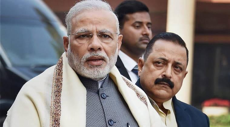 vijay, mersal, PM modi, narendra modi, vijay mersal, Modi comment on facebook, mersal vijay, mersal gst scene, mersal movie row, mersal scene, chennai news, tamil nadu news, india news