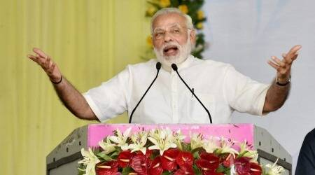 Narendra Modi to address Gujarat BJP workers tomorrow
