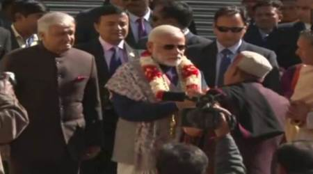 Narendra Modi in Kedarnath LIVE updates: PM offers prayers at Kedarnath temple, inaugurates various development projects