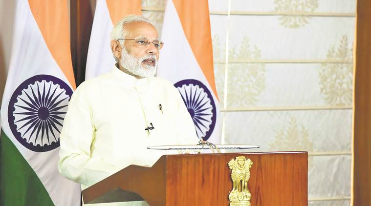 Can't afford to have 'digital divide' in India: PM Modi
