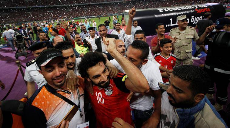 Egypt, Liverpool, Mohamed Salah, Salah, FIFA World Cup, 2018 World cup, football news, indian express