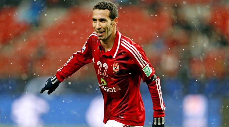 Mohamed Aboutrika, Egypt, Qatar, Abourtika arrest
