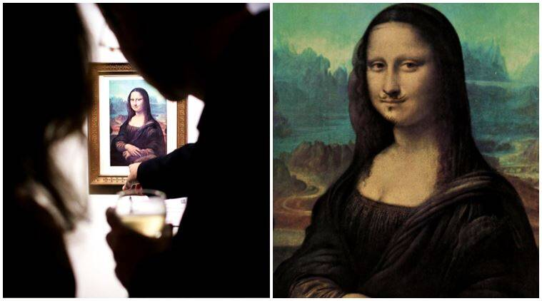 Mona Lisa Painting With A Beard And Moustache Gets Sold For Almost