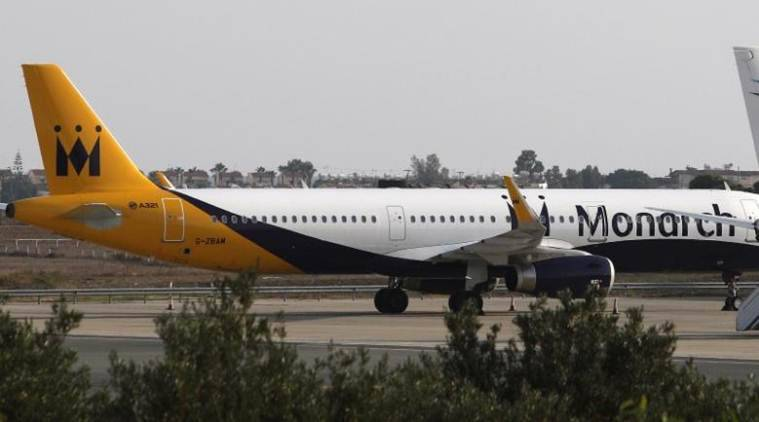 Monarch Airlines, Monarch Airlines operations, UK, UK Monarch Airlines, United Kingdom, World news
