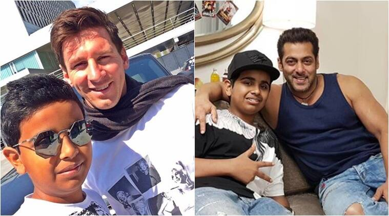Richest Kid In Dubai >> The Internet's obsessed with this Dubai teen, who owns Ferraris and hangs out with Salman Khan ...