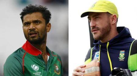 South Africa vs Bangladesh, 2nd ODI Live Score: De Villiers, Amla steady South Africa after two wickets fall