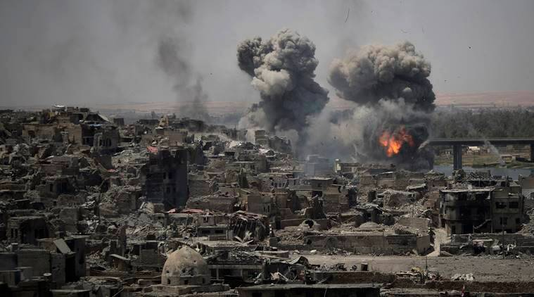Mosul, Iraq, Islamic State, ISIS, Iraq fighters, world news, indian express
