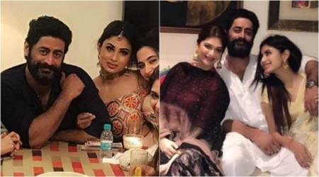 mouni roy, mouni roy diwali, mouni roy mohit raina, mouni roy boyfriend, mouni roy relationship, mouni roy film, mouni roy mohit raina pictures, mohit raina actor, mouni roy gold, mouni roy bollywood, mohit raina serial