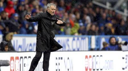 manchester united, united, jose mourinho, huddersfield, huddersfield vs manchester united, english premier league, premier league, football, sports news, indian express