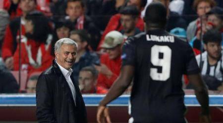 Paul Pogba is not here, I don't know when he comes back: Jose Mourinho