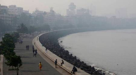 Air quality improves in Mumbai