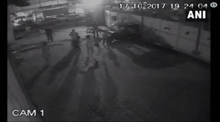Mumbai: Minor girl brutally thrashed by man in public, faints; case registered