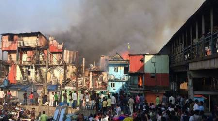Mumbai fire: Man held for 'triggering' blaze; hunt on for his aides, saypolice
