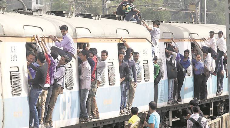 Mumbai local, Overcrowding in Mumbai locals, Bombay HC, Railway accidents, Western Railways accidents, Rail accidents, Mumbai news, Indian Express