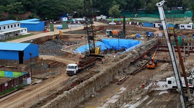 Mumbai metro, Mumbai metro construction, Parsi community protests, Parsis Mumbai metro, Mumbai news, Indian Express