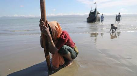 UN, government officials meet to drum up funds for Rohingya