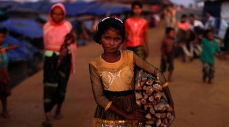 Shelter home girls, including Rohingya kids, to walk ramp in fashion show in Kolkata