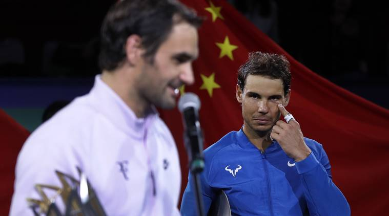 Rafael Nadal Cites Knee Injury To Miss Roger Federer S Hometown Event Sports News The Indian Express