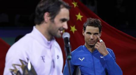 Rafael Nadal cites knee injury to miss Roger Federer's hometown event