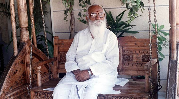 nanaji deshmukh, who is nanaji deshmukh, social activist nanaji deshmukh, bjp, who is, indian express news