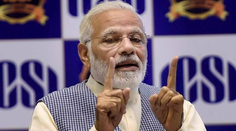 narendra modi quotes, modi top quotes, narendra modi photos, modi photos, modi pics, pm modi images, pm modi icsi speech, pm modi tv speech on economy, indian express