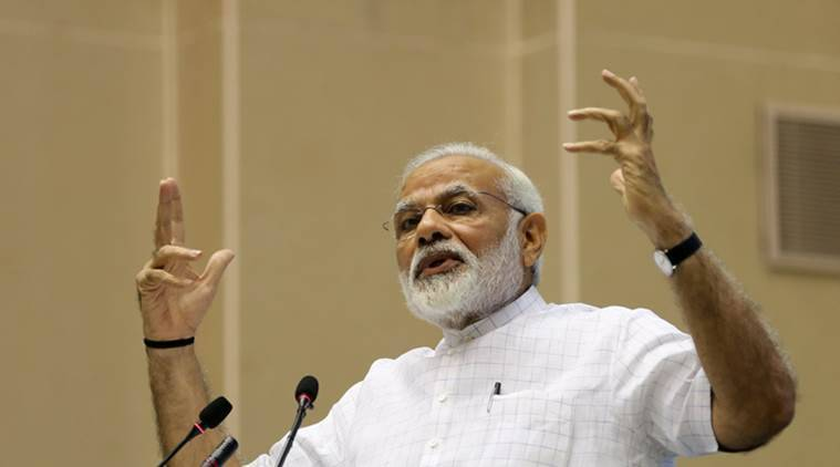 PM Modi asks Governors to be catalytic agents of change in society