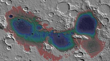 NASA's Mars discovery could hold clues to origins of life onEarth
