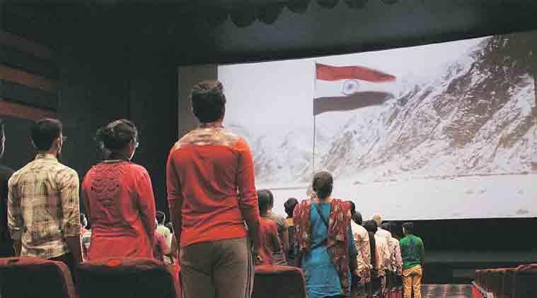 national anthem, cinema halls, supreme court