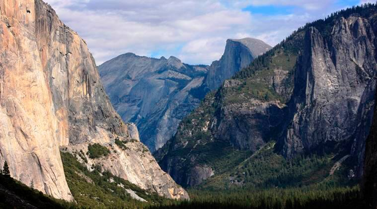 Yosemite National Park, national parks in US, US national parks, yellowstone national park, national park fee, national park fee hike, US news, india express