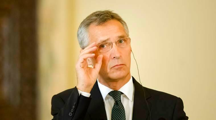 Jens Stoltenberg , NATO , Russia, Cold War with Russia, Romania, World news, Indian Express News