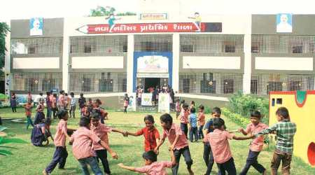 In Gujarat tribal village, change springs from local government school