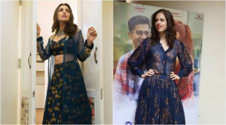 Parineeti Chopra and Kalki Koechlin show us new ways to wear teal blue
