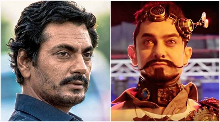 Aamir Khan, Nawazuddin Siddique, Secret Superstar,