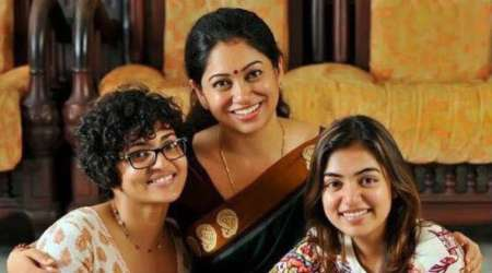 Nazriya Nazim to make a comeback with Anjali Menon'sfilm