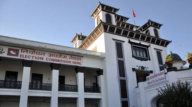 nepal news, election commission of nepal news, world news, indian express news