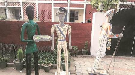 'Nek Chand's work and vision will liveon'