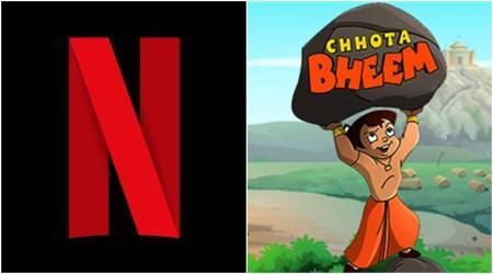 Netflix's 1st original Indian animated series Mighty Little Bheem to be based on Chhota Bheem