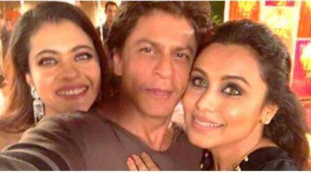 Rani Mukerji on reuniting with Shah Rukh Khan, Kajol in Anand L Rai's film: It was fantastic