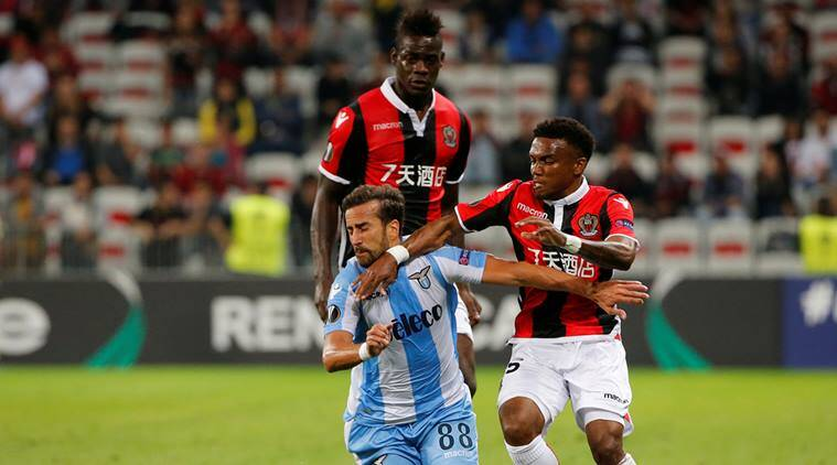 ligue 1, nice, Strasbourg, Cape Verde, Nuno Da Costa, Pierre Lees-Melou, sports news, indian express