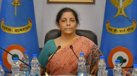 Government committed to fill gaps in IAF, says Defence Minister Nirmala Sitharaman