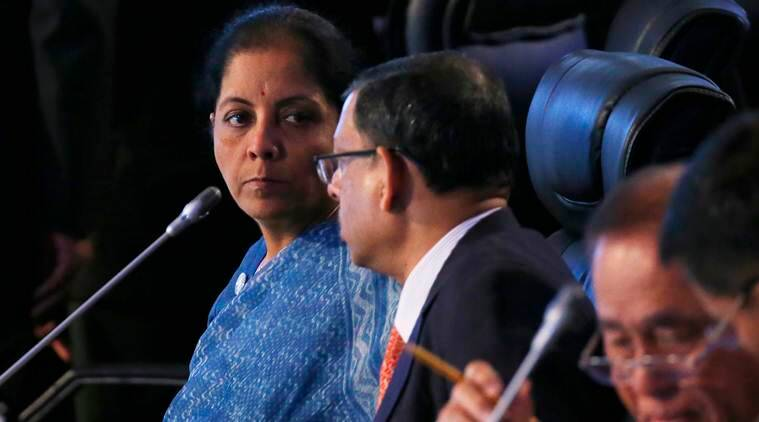 Nirmala Sitharaman, terrorism, online radicalisation, terrorism in india, ASEAN defence ministers, nirmala sitharaman in philippines, india news, indian express