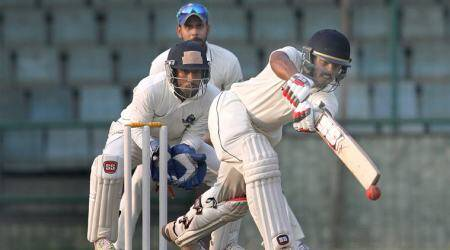 Vijay Hazare Trophy: Nitish Rana smashes 91, Delhi beat Hyderabad by 6 wickets