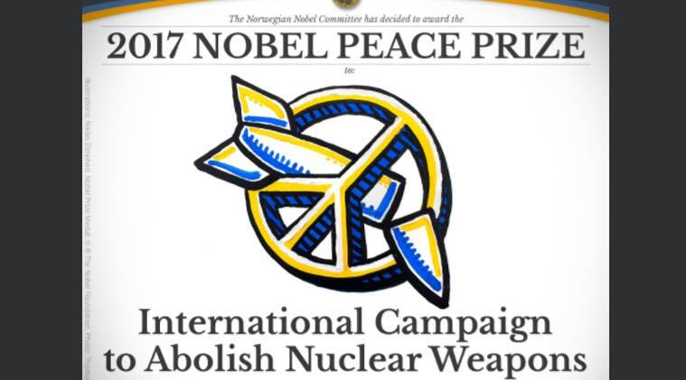International Campaign to Abolish Nuclear Weapons (ICAN) – Nobel Lecture