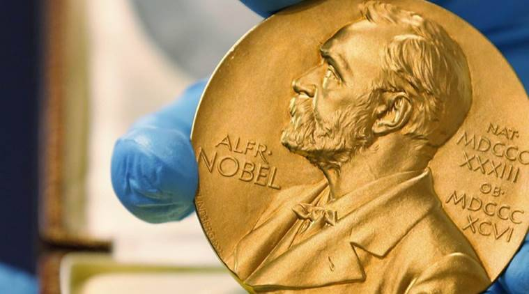Science nobel prizes for 2018