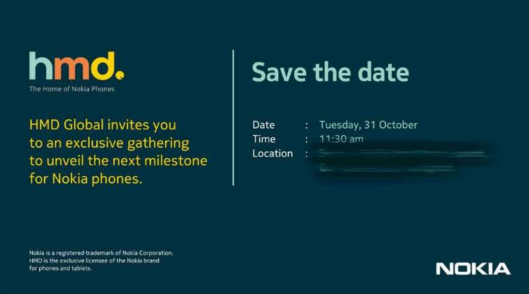 Nokia 2, Nokia 2 price in India, Nokia 2 launch in India, Nokia 2 October 31, Nokia 2 specifications, HMD Global, Nokia 2 features, Nokia 3, Nokia 5, Android