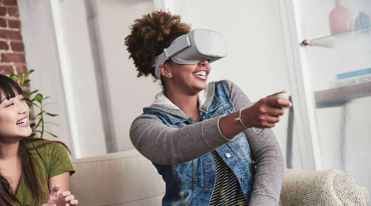 Facebook Oculus Go stand-alone VR headset unveiled at $199