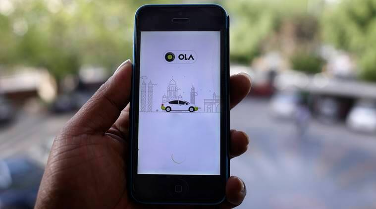 Ola, Ola funding, Ola funds, Uber, Tencent Holdings, ANI Technologies, Business news, Indian Express
