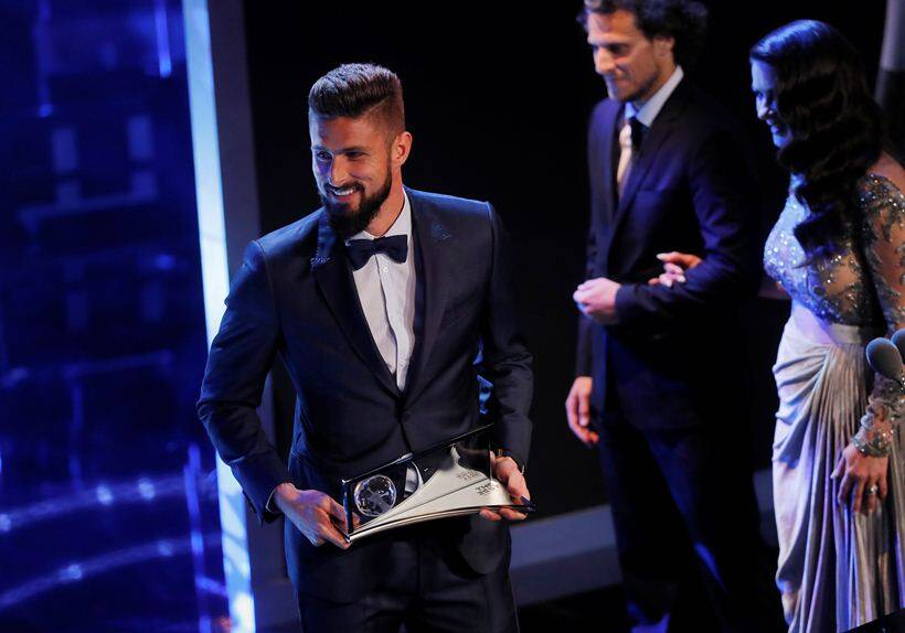 Cristiano Ronaldo the favorite to win FIFA's 'The Best' award